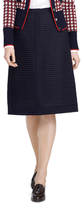 Brooks Brothers Pintuck Skirt