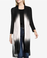 Vince Camuto TWO by Dip-Dyed High-Low Sweater Vest