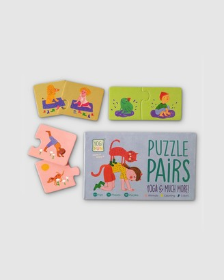 Yogi Fun - Pink Games - Puzzle Pairs - Size One Size at The Iconic