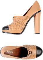 Karine Arabian Lace-up shoes
