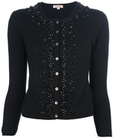 P.A.R.O.S.H. 'Winter' embellished cardigan
