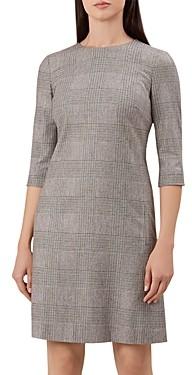 Hobbs London Sharon Glen Plaid Sheath Dress - 100% Exclusive