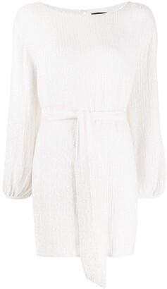 retrofete Grace sequinned mini dress