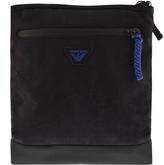 Giorgio Armani Jeans Small Shoulder Bag Black