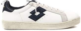 Lotto Leggenda White Autograph Leather Sneaker