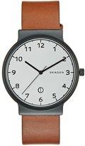 Skagen Ancher Watch Light Brown