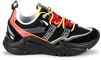Roberto Cavalli Sport Multicolor Chunky Sneakers