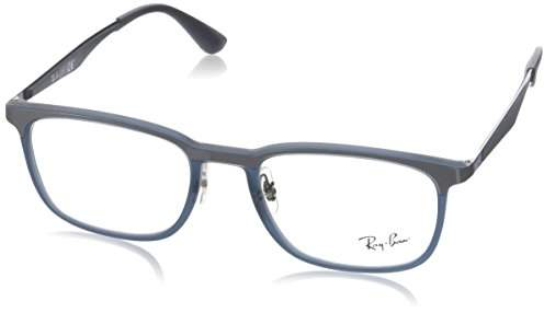 Ray-Ban Men's 7163 Optical Frames, Negro