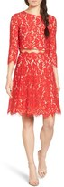 Everly Women's Lace Two-Piece Dress