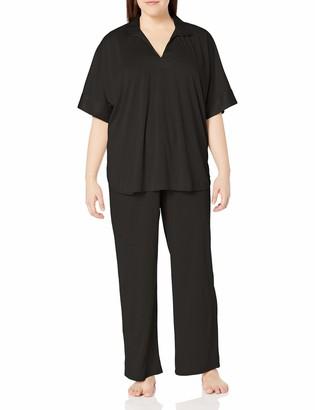 N Natori Women's Plus-Size Congo Pajama