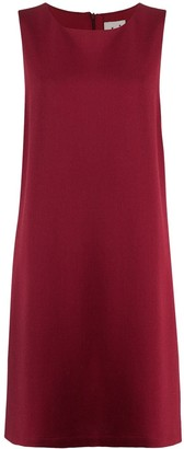 L'Autre Chose Sleeveless Shift Dress