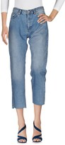 Wood Wood Denim pants - Item 42579690