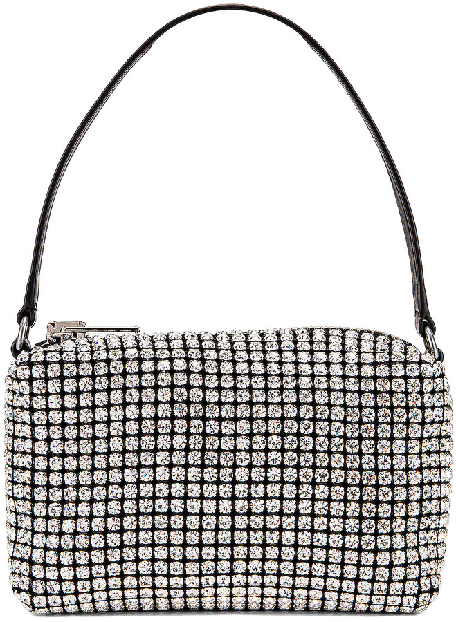 Alexander Wang Medium Pouch in White | FWRD