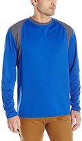 Stanley Tools Men's Workwear and Training Performance Crew Neck Waffle Weave T Shirt