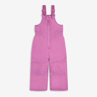 Joe Fresh Toddler Girls' Snow Pants, Plum (Size 4)