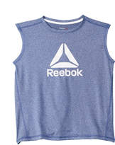 Reebok Boys' Marled Tank