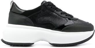 Hogan Active One Maxi platform sneakers