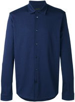 Z Zegna long sleeve shirt - men - Cotton - M