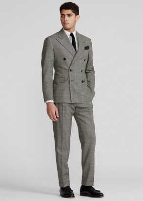 Ralph Lauren Polo Glen Plaid Twill Suit