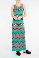 Missoni Knitted Sleeveless Maxi Dress