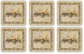 Pimpernel Tuscan Palette Coasters (Set of 6)