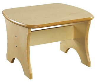 Child Craft Family Living Room Center End Table Childcraft