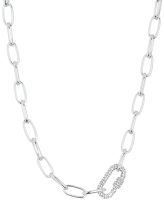 Area Stars Bling Link Charm Chain Necklace
