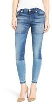 Hudson Women's Isla Patchwork Skinny Jeans
