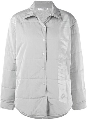 alexanderwang.t Quilted Straight Jacket