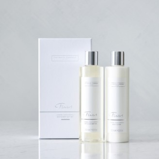 The White Company Flowers Bath & Body Gift Set, No Colour, One Size