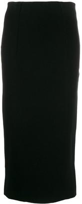 Blumarine stretch pencil skirt