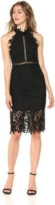 Bardot Women's Kara Halter Dress