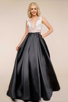 Mac Duggal Ball Gowns Style 65833H