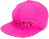 Filles a papa embroidered logo cap