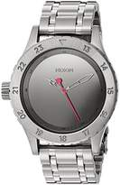 Nixon Women's '38-20' Quartz Stainless Steel Casual Watch, Color:Silver-Toned (Model: A4102633-00)