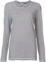 Anine Bing striped longsleeved T-shirt