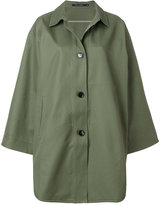 Sofie D'hoore classic buttoned coat