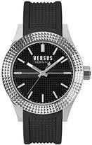 Versus By Versace Men's SOT020015 Bayside Analog Display Quartz Black Watch