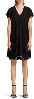 AllSaints Myer Pleated Dress