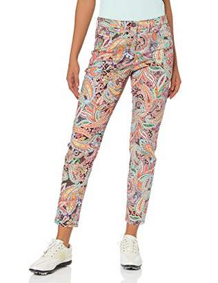 Brax Women's Fiona Casual Cotton 7/8 Hose Trouser,(Size: 42)