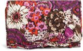 Vera Bradley All Wrapped Up Jewelry Roll Case