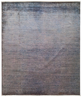 Solo Rugs Vibrance Hand-Knotted Wool Ikat Rug
