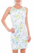 Gretchen Scott Magnolia Print Dress