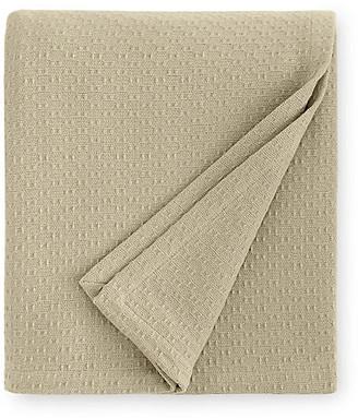 Sferra Corino Blanket - Oat Twin