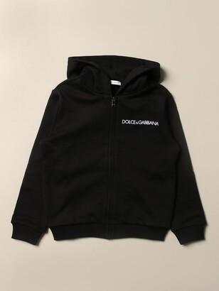 Dolce & Gabbana Dolce Gabbana Sweatshirt With Logo