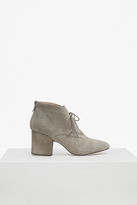 French Connection Dinah Lace Up Suede Boots