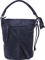 Fat Face Bonnie Suede Bucket Bag
