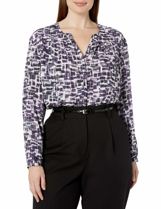 Nic+Zoe Women's Plus Size Shirt