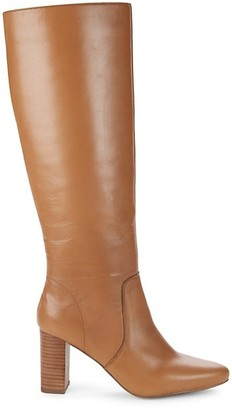 Saks Fifth Avenue Linden Leather Knee-High Boots