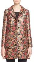 Etro Women's Floral Pattern Jacquard Coat